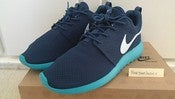 "Image of Nike Roshe Run ""Squadron Blue"""