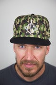 Image of Valo 19 Hundred Snapback Camo