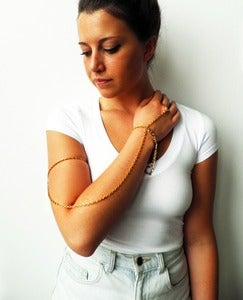 Image of Chain Arm Bracelet