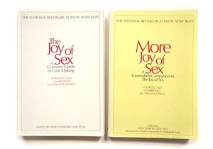 Image of The Joy of Sex & More Joy of Sex