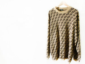 Image of VINTAGE FENDI SWEATER