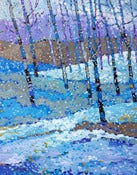Image of Snowy Woods #4