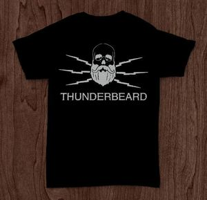 Image of Thunderbeard Logo Shirt