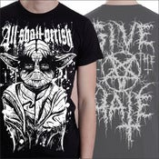 Image of ALL SHALL PERISH - Give Into The Hate T-Shirt