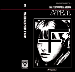 Image of [LIMITED 25] BLACK EDITION - MATER SUSPIRIA VISION - ATEM CS
