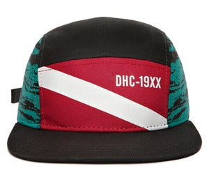 Image of Deep Sea 5 panel