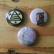 Image of 3 PACK OF BUTTONS! (need i say more?)
