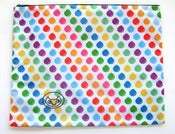 Image of Rainbow Drops XXXL Pouch