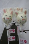 Image of Easter Bunny Cake Pops