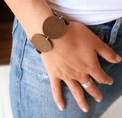 Image of 1928 &amp; Co - The Generations Collection - Coin Bracelet