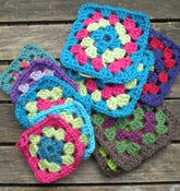 Image of Beginner Crochet Lessons - 4 weeks block