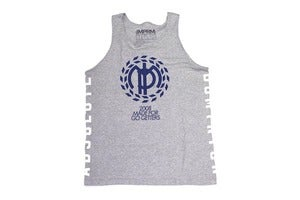 Image of AD-08 Tanktop (Grey)