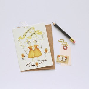 Image of Box of Thank You Notecards