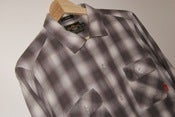 Image of WTaps Vatos Check L/S Shirt L