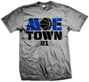 Image of mOe-TOWN shirt grey