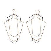 Image of Metropolis 2 Earrings