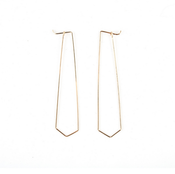 Image of Quartz Earrings