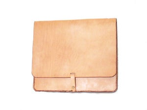 Image of Leather iPad Case / Leather iPad Folio - Made in USA