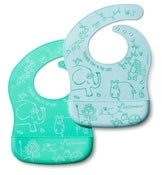 Image of Weanmeister Easy Rinse Bibs - Value Pack