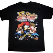 Image of Freestyle Session World Tour T-Shirt