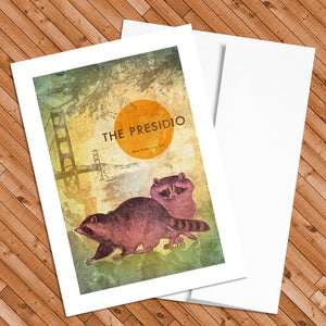 Image of The Presidio - 5x7 Postcard