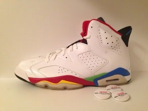 "Image of Air Jordan VI (6) ""Beijing"""