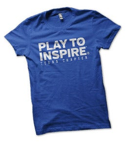 Image of Play To Inspire - Royal
