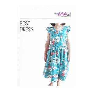 Image of You Sew Girl - Best Dress Pattern