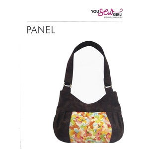 Image of You Sew Girl - Panel Bag Pattern