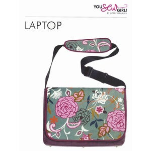 Image of You Sew Girl - Laptop Bag Pattern