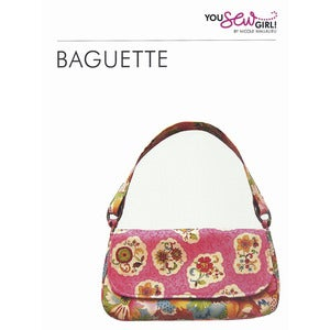 Image of You Sew Girl - Baguette Bag Pattern