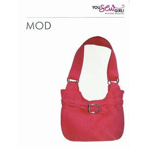 Image of You Sew Girl - Mod Bag Pattern