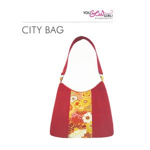 Image of You Sew Girl - City Bag Pattern