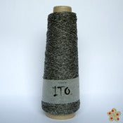 Image of Ito yarns - Kinu - 124 Gray