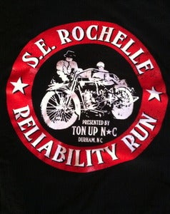 Image of S.E. Rochelle Reliability Run Shirt