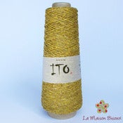 Image of Ito yarns - Kinu - 088 Tea Green