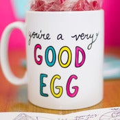 Image of You're a Very Good Egg Mug