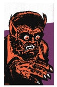 Image of Wolfman - Art print