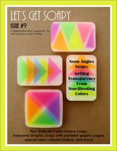 Image of Let's Get Soapy Issue #9 - NEW!!