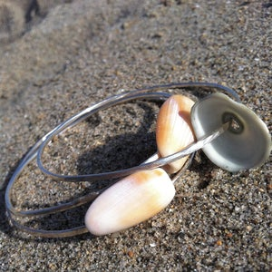 Image of Shell Bangle