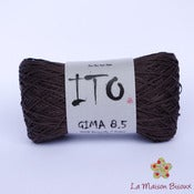 Image of Ito yarns - Gima 8.5 - 034 Chesnut