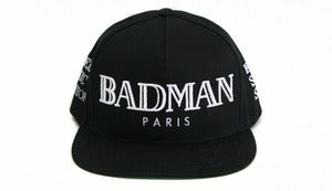 Image of MOOKEEBYYUSKE X AZS - BADMAN SNAPBACK