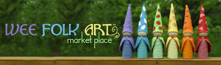 Reminder: Wee Folk Art Market Place Will Be Open for 4 More Days!