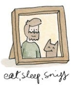 Eat, Sleep, Sniff