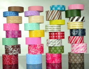 Image of Mini Pack of Washi Tape